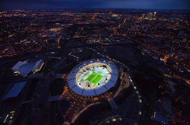 New jobs for London 2012 Olympic Games!