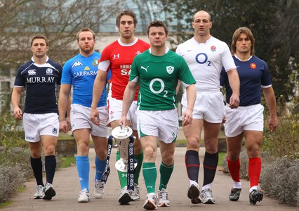 6 Nations 2012… Let the rugby entertain you!!!