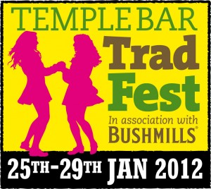 Temple Bar TradFest in Dublin this weekend!!