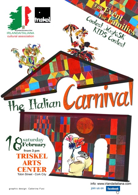 ITALIAN CARNIVAL IRELAND (Cork City)