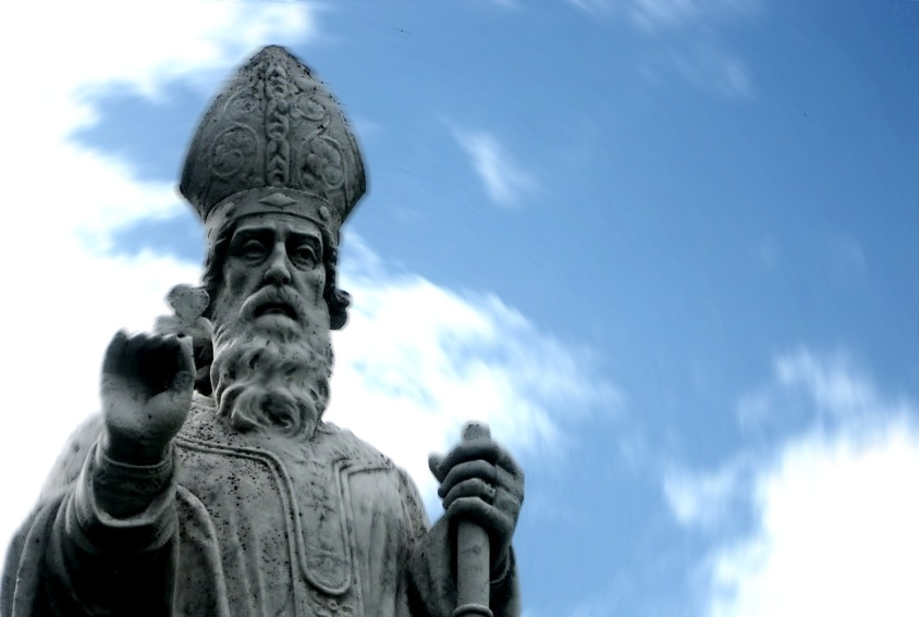 Saint Patrick, between Myth and Reality
