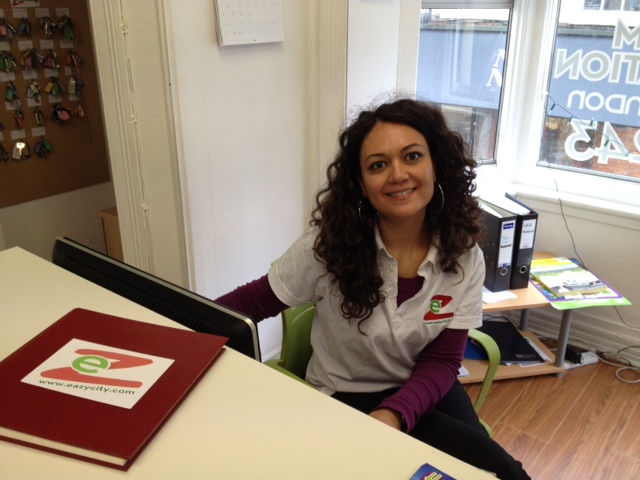 EazyCity welcomes to its team Giuseppina from Italy
