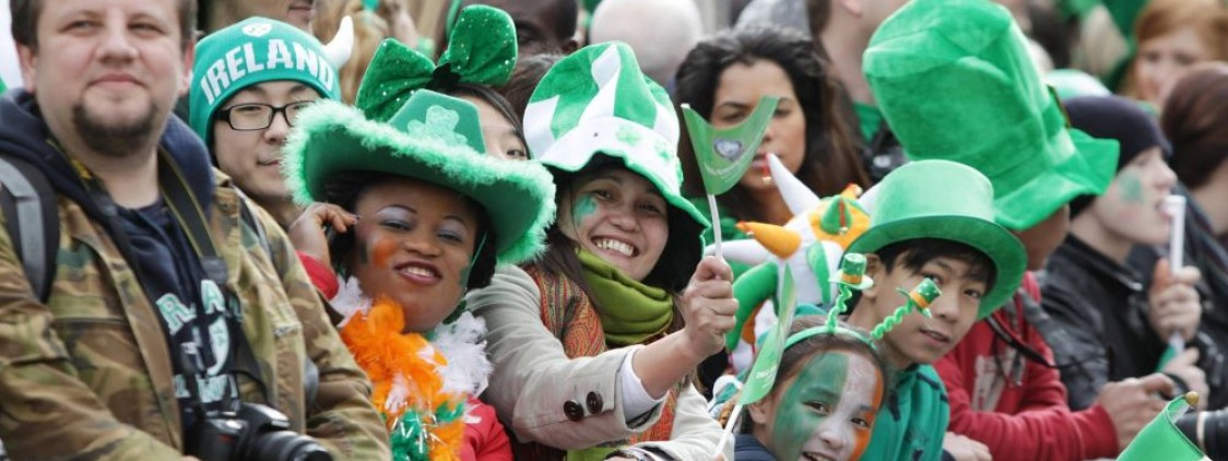 """Celebrate St. Patrick's Day 2014 in our """"Eazycities"""""""