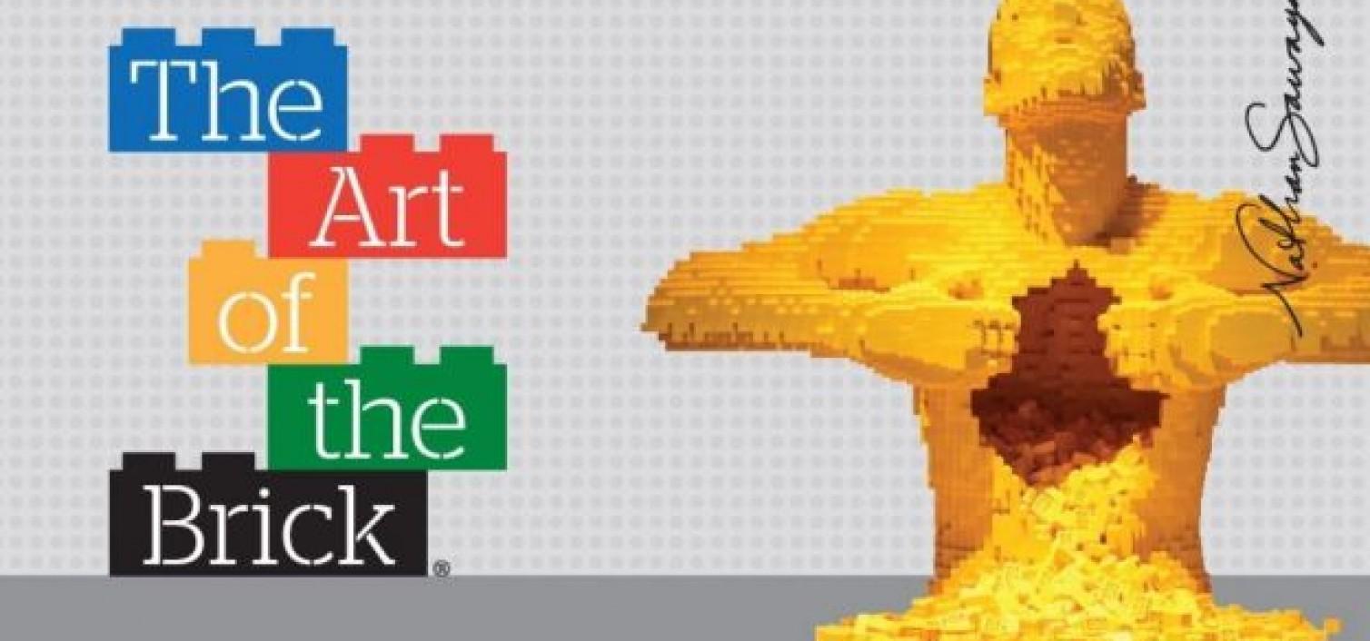 La mostra The Art of the Brick