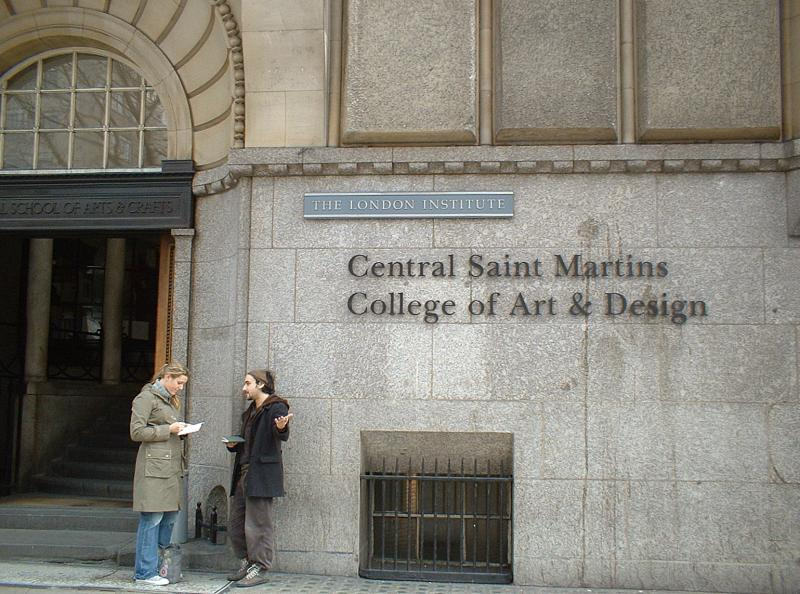 Central St Martins College Of Art And Design Short Courses