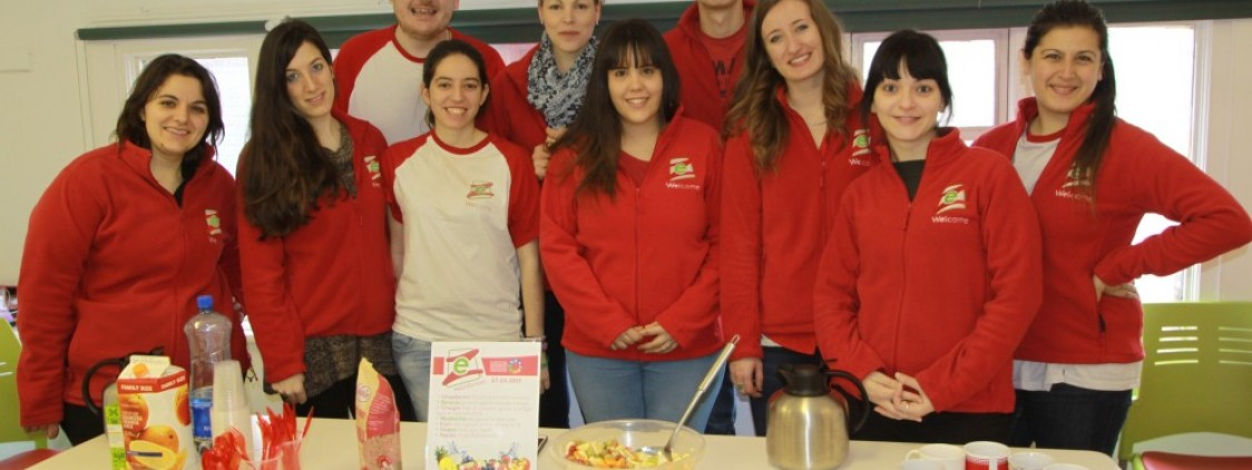 EazyCity joins the First National Workplace Wellbeing Day in Ireland