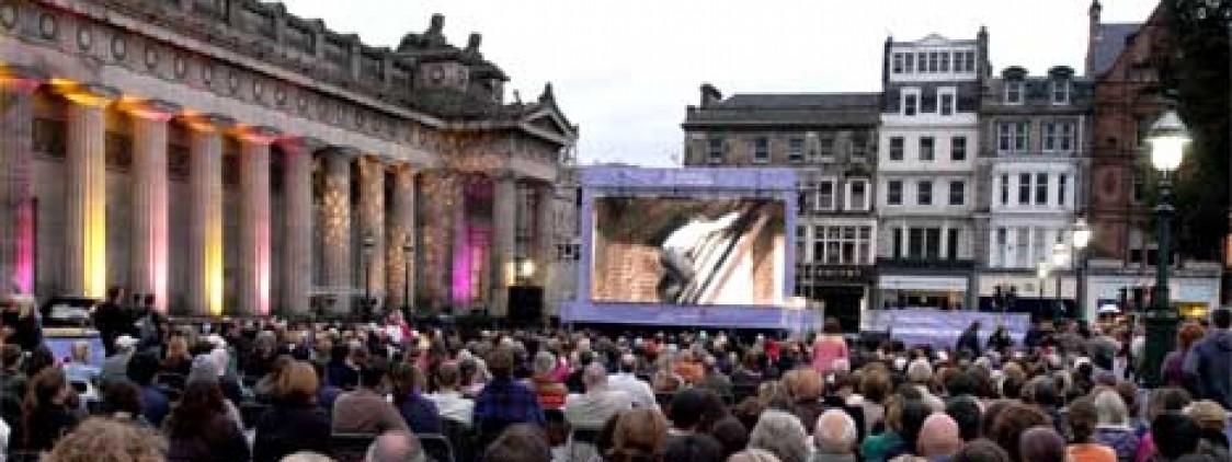 Welcome to Edinburgh International Film Festival !