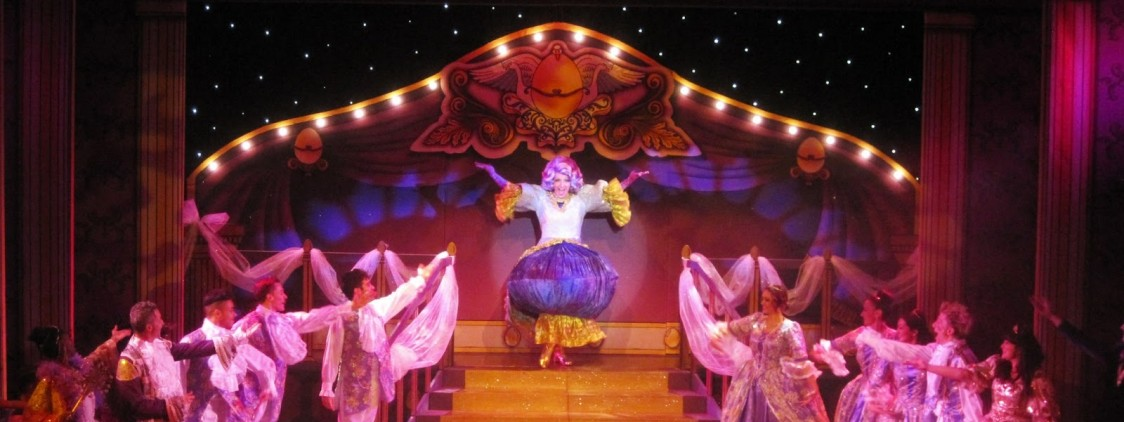 Pantomime: a Christmas tradition not to be missed