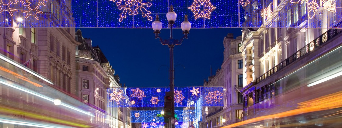 Why visit London during Christmas time