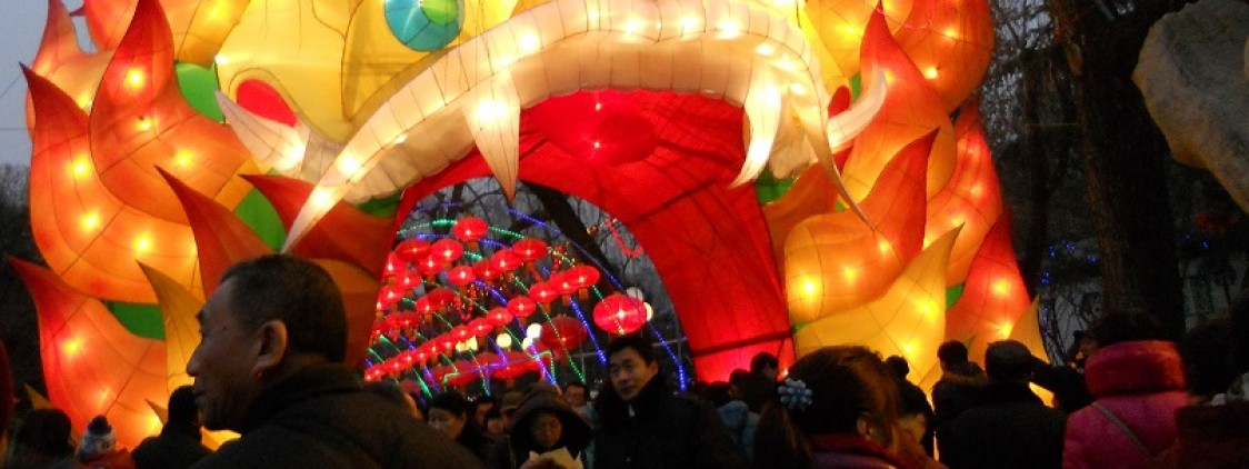 Chinese new Year: Louise and the real Chinese celebration