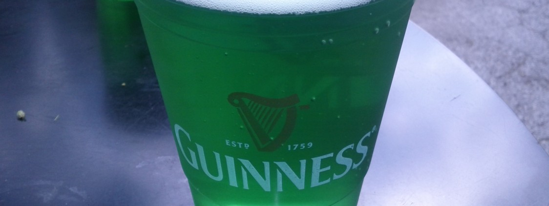 Irish beer for a real Patrick's Day taste