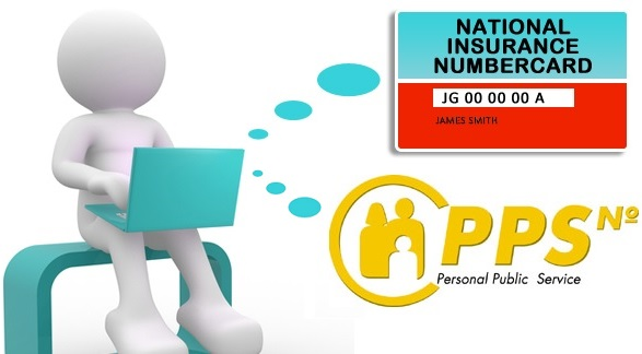 How To Get Your Nin Number In The Uk And Your Pps In Ireland Eazycity Blog