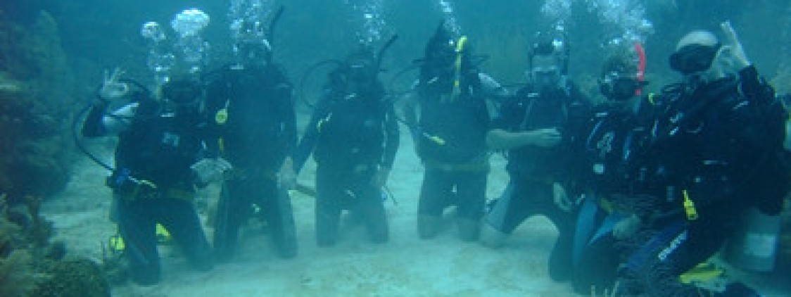 Scuba Diving Experience – Feeling of weightlessness