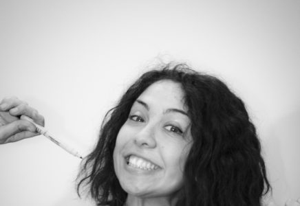 Meet our Team! Federica, illustrations and bike behind the face of a Marketer.