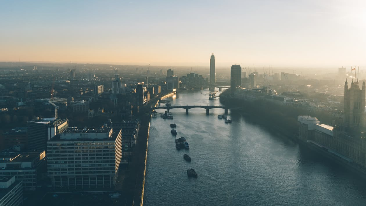 london view - panoramic - valentine day - go abroad