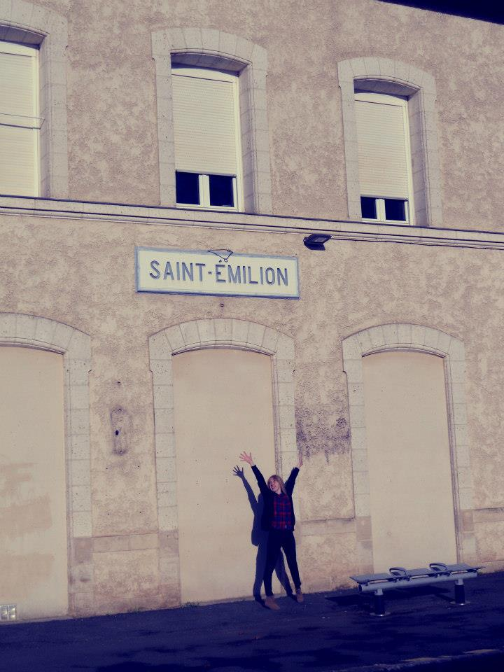 Saint-Émilion - teaching English in France