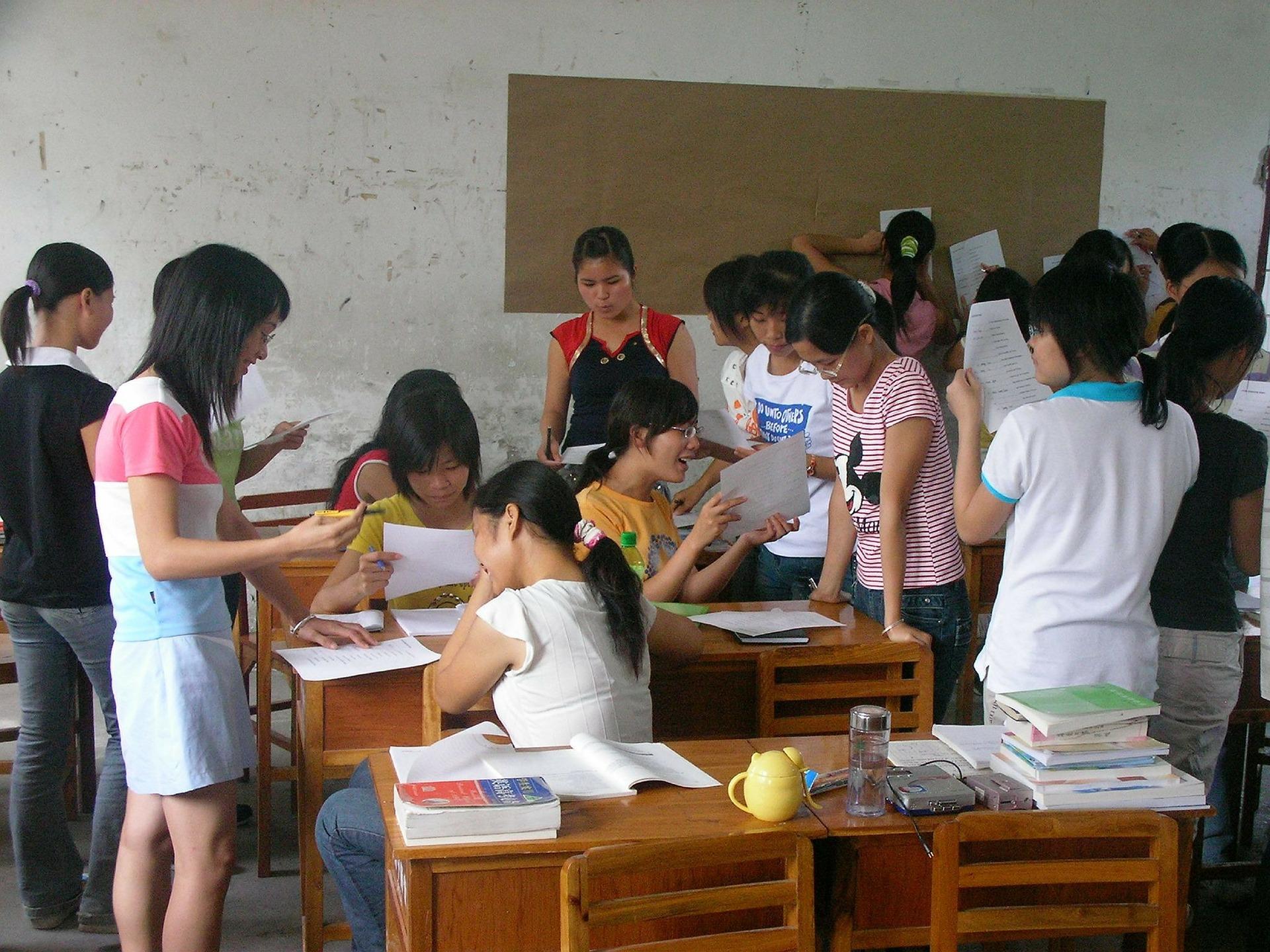 Teaching Volunteering Programme