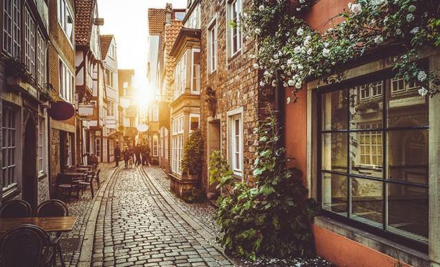 apprendre l'anglais dans des petites villes