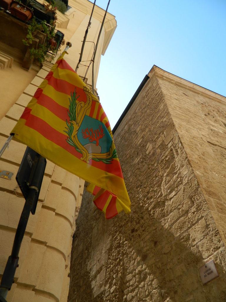 Alghero flag
