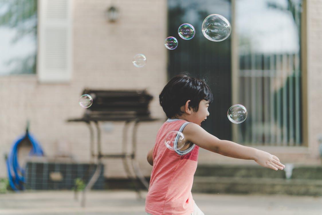 idee per intrattenere i bambini