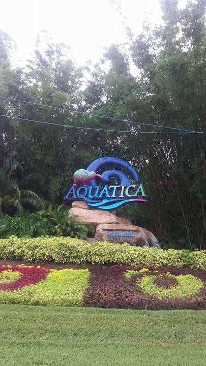 Aquatica at Sea World