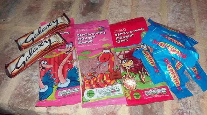 Irish sweets