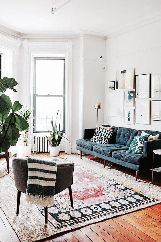 living room, aesthetic