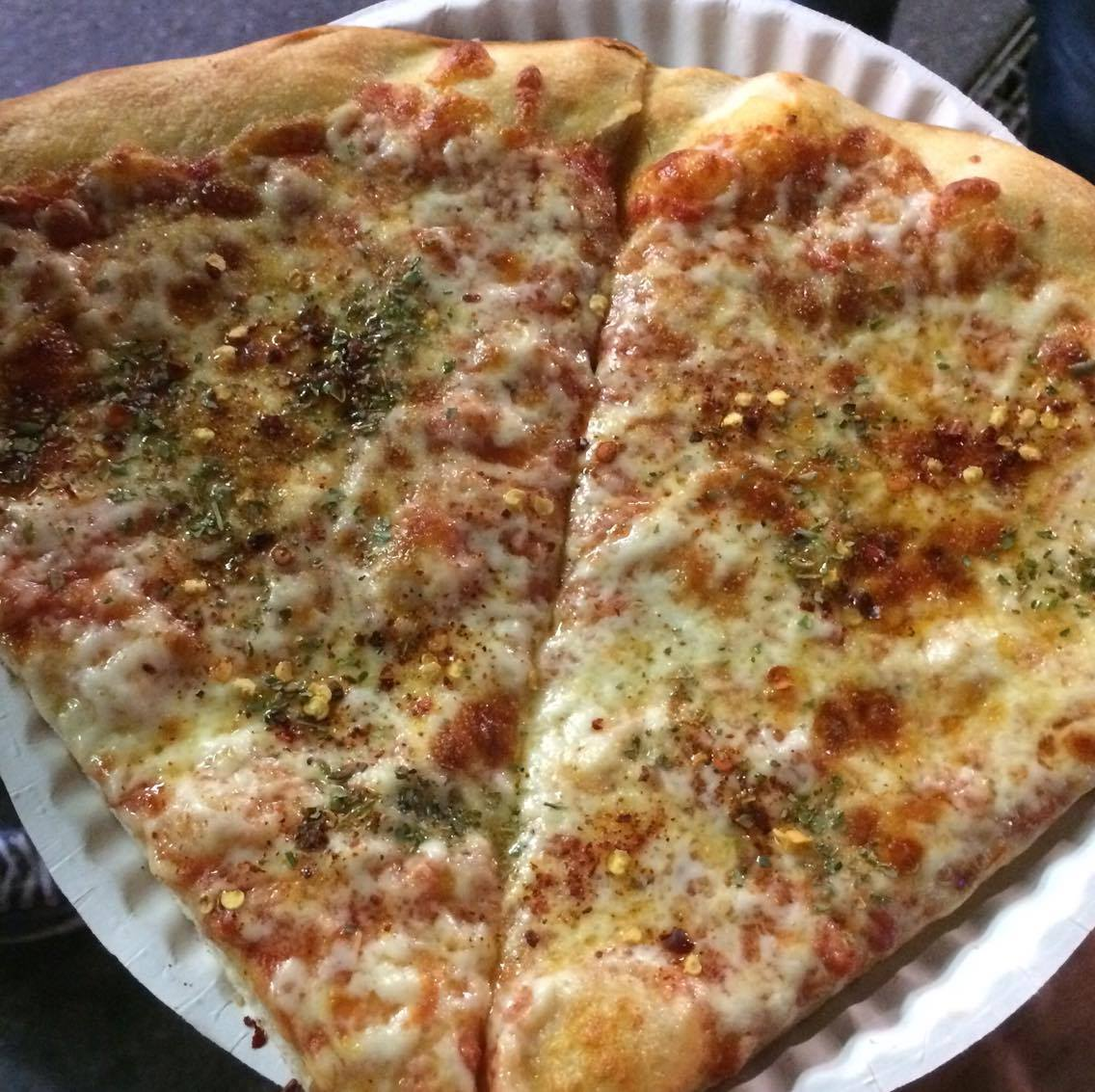 99 Cent Pizza Slices