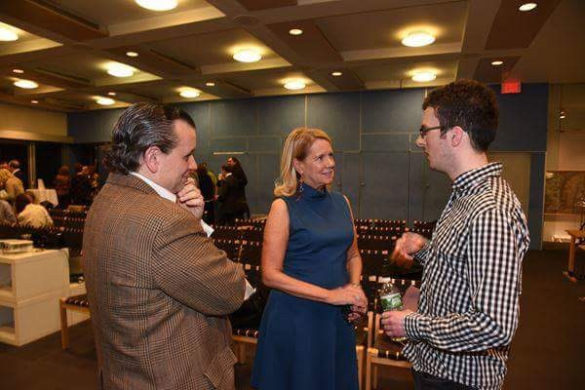 networking in New York