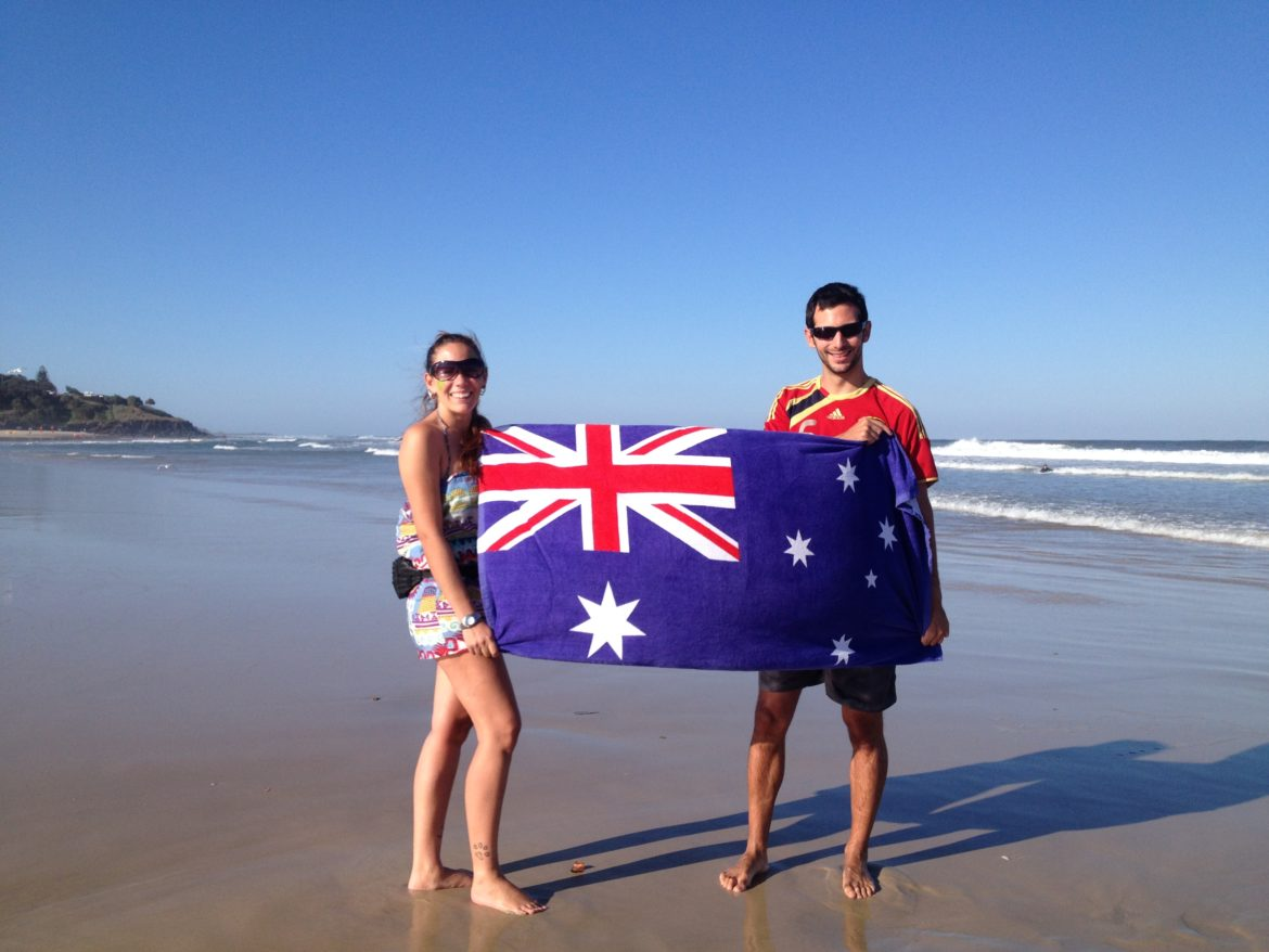 Here are four reasons why you should go to Australia (or anywhere in the world really! ) with your partner.
