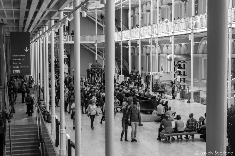 museos en Edimburgo