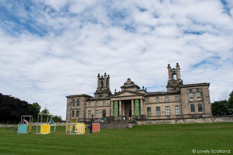 museos en Edimburgo modern art