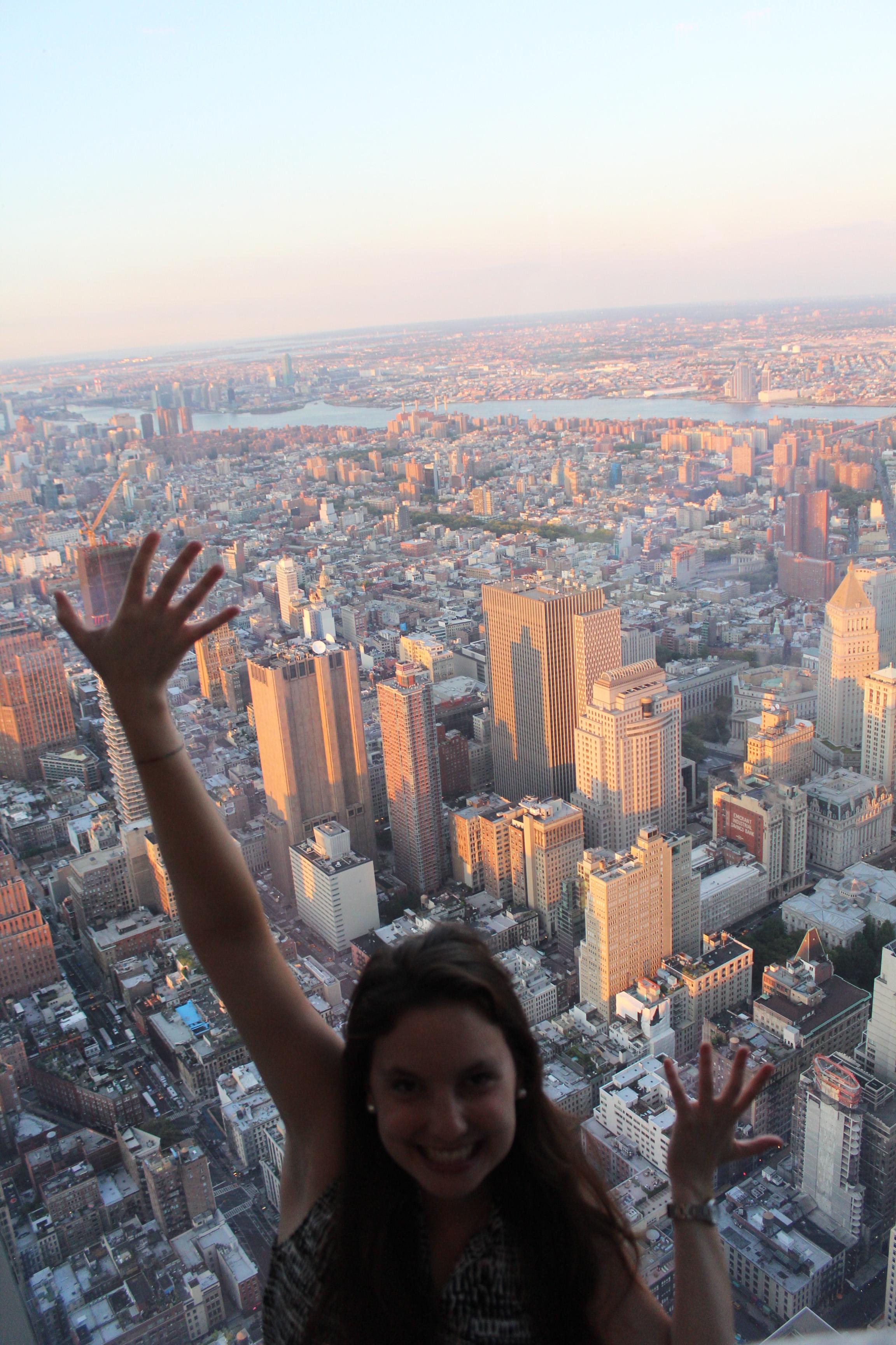 Tocar El Cielo De Nueva York Las Mejores Terrazas Para Ver