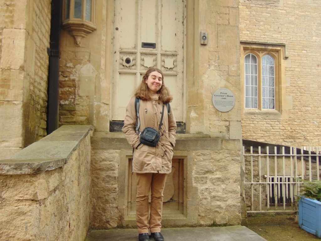 Mes premiers jours en Angleterre