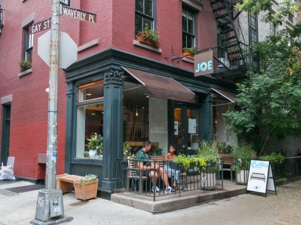 coffee places in New York