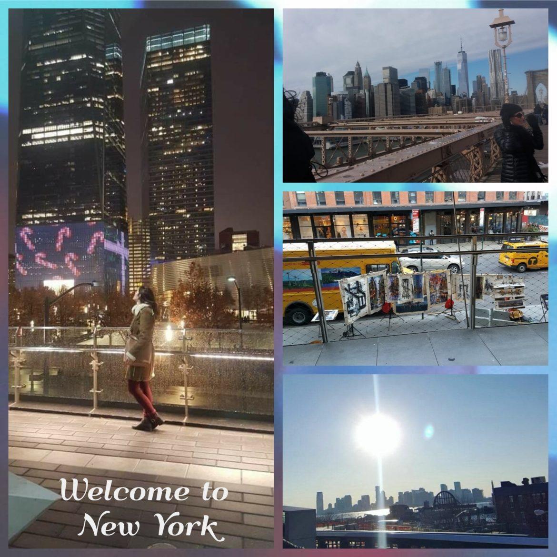 visit New York