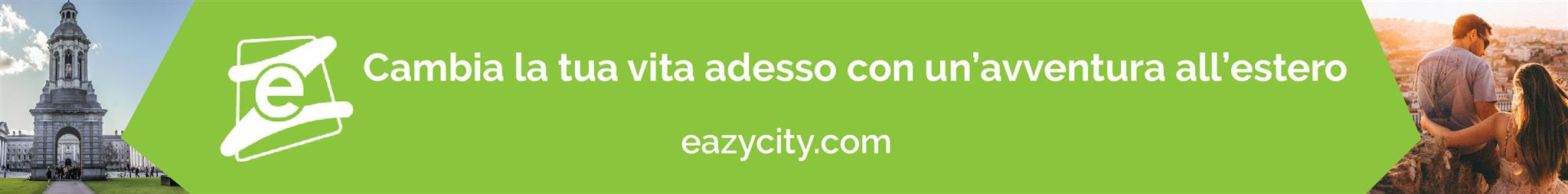 EazyCity Website