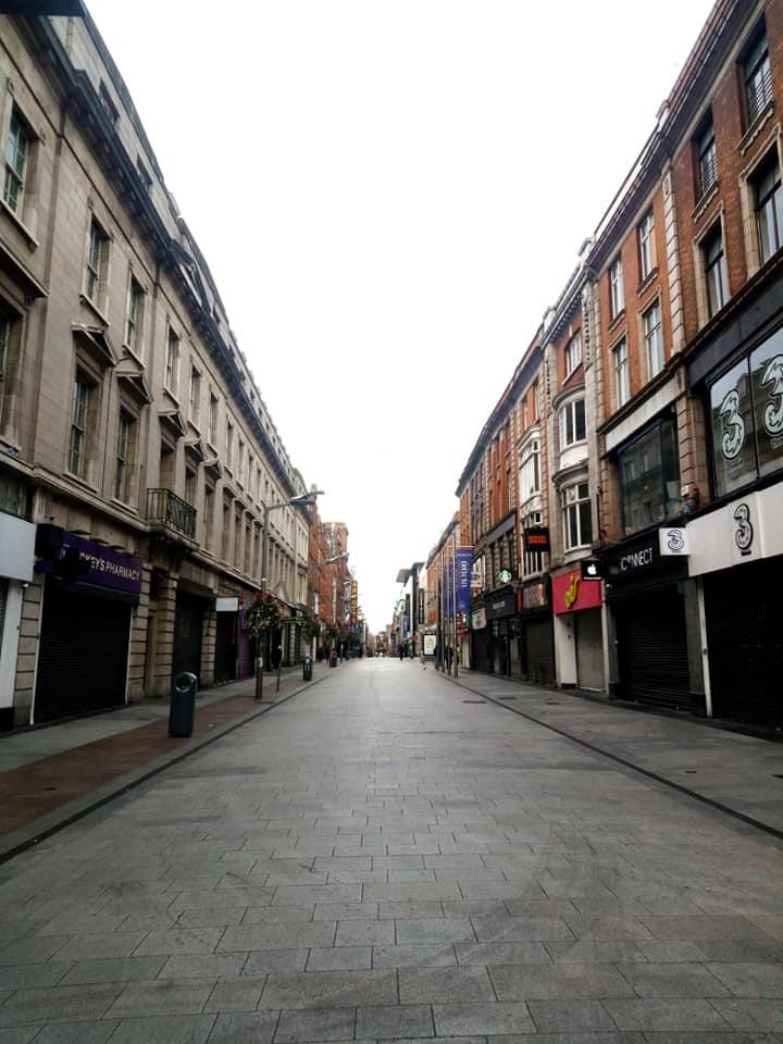 Strade di Dublino