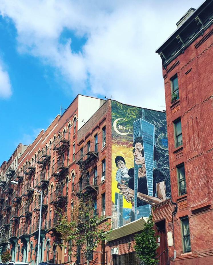 Esperienza come Ragazza alla Pari a New York, USA