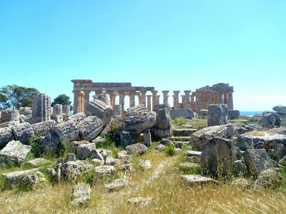 Sicilia resti rovine