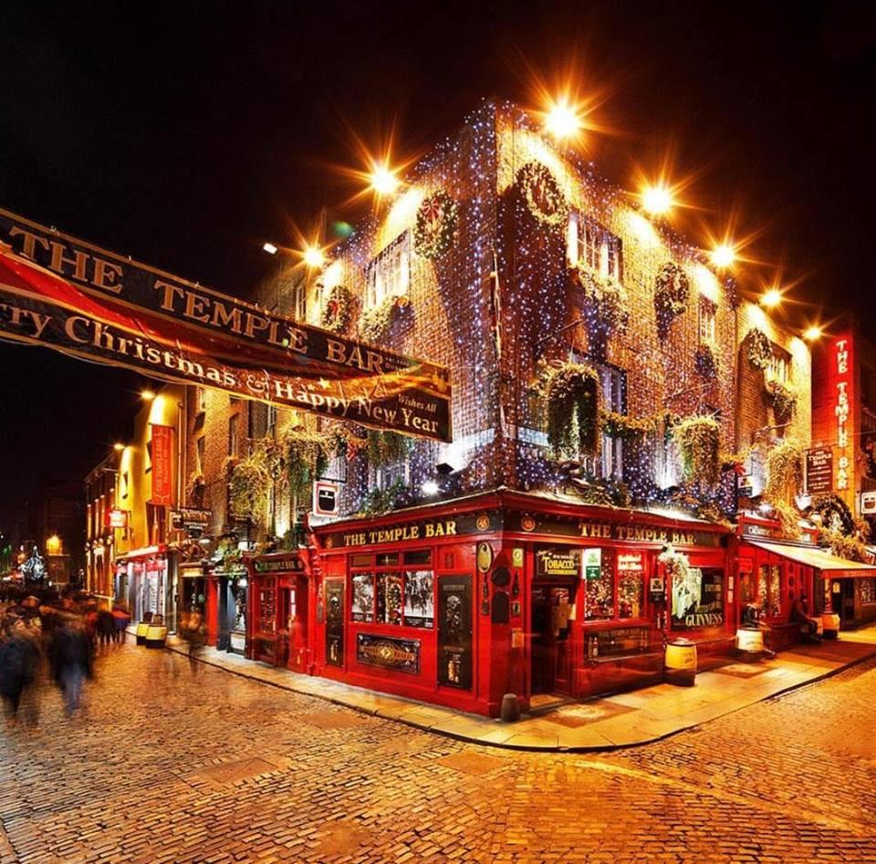 Natale a Dublino - Temple Bar