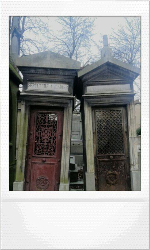 Cimitero Père-Lachaise