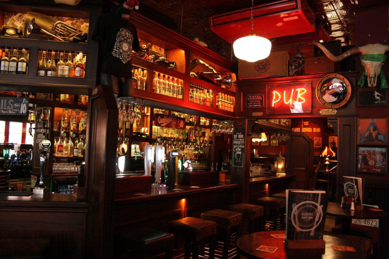 pub antichi di Dublino, O'Neill's Pub