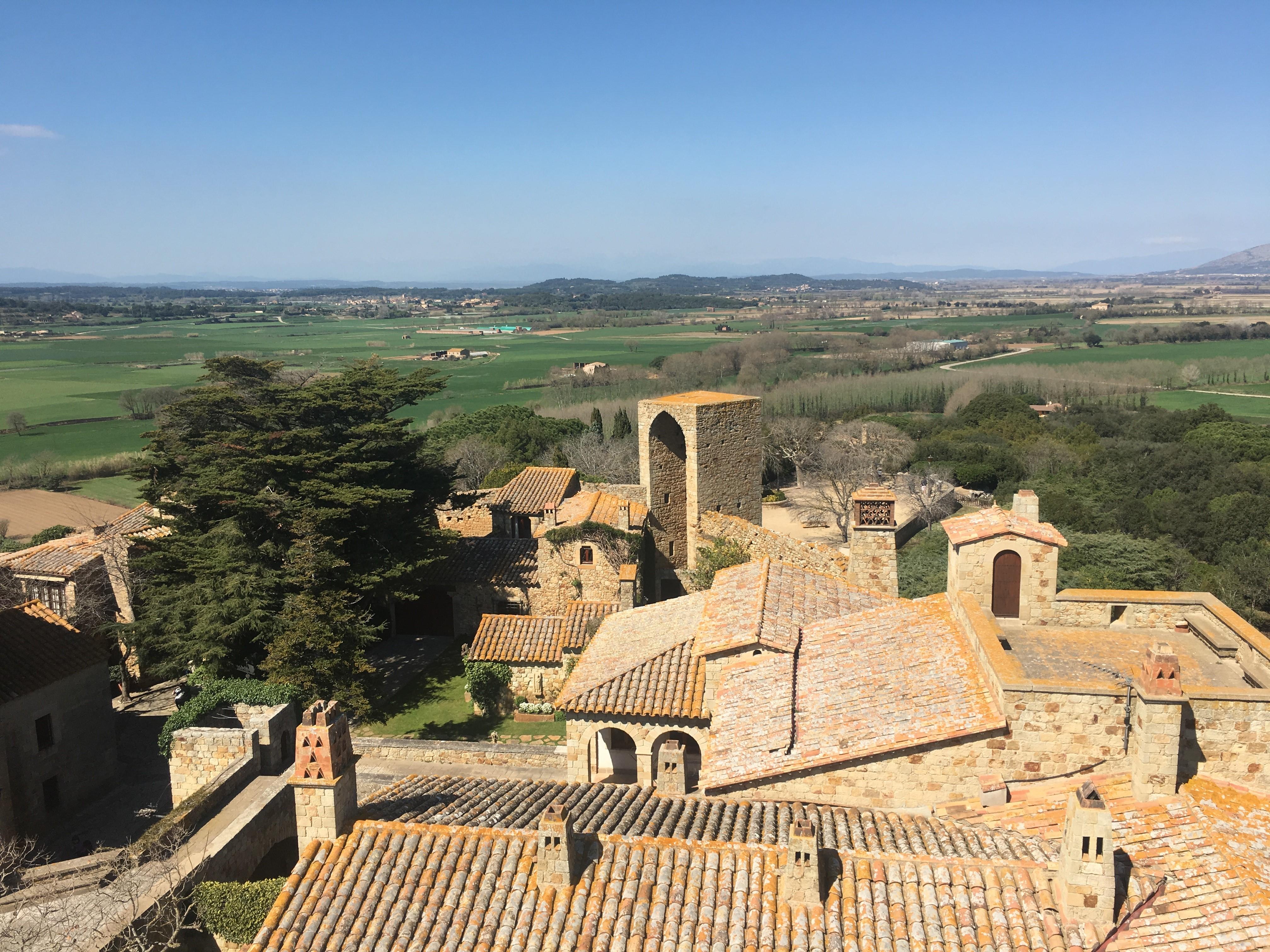 Pals e Peratallada, Spagna