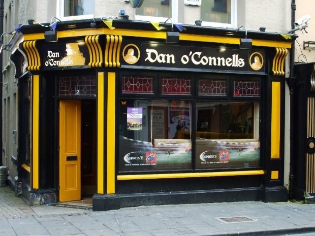 Les lieux incontournables de Cork : Les pub Irlandais
