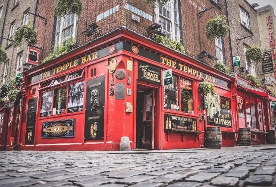 Pub Irlandais ce qu'il faut visiter à Cork