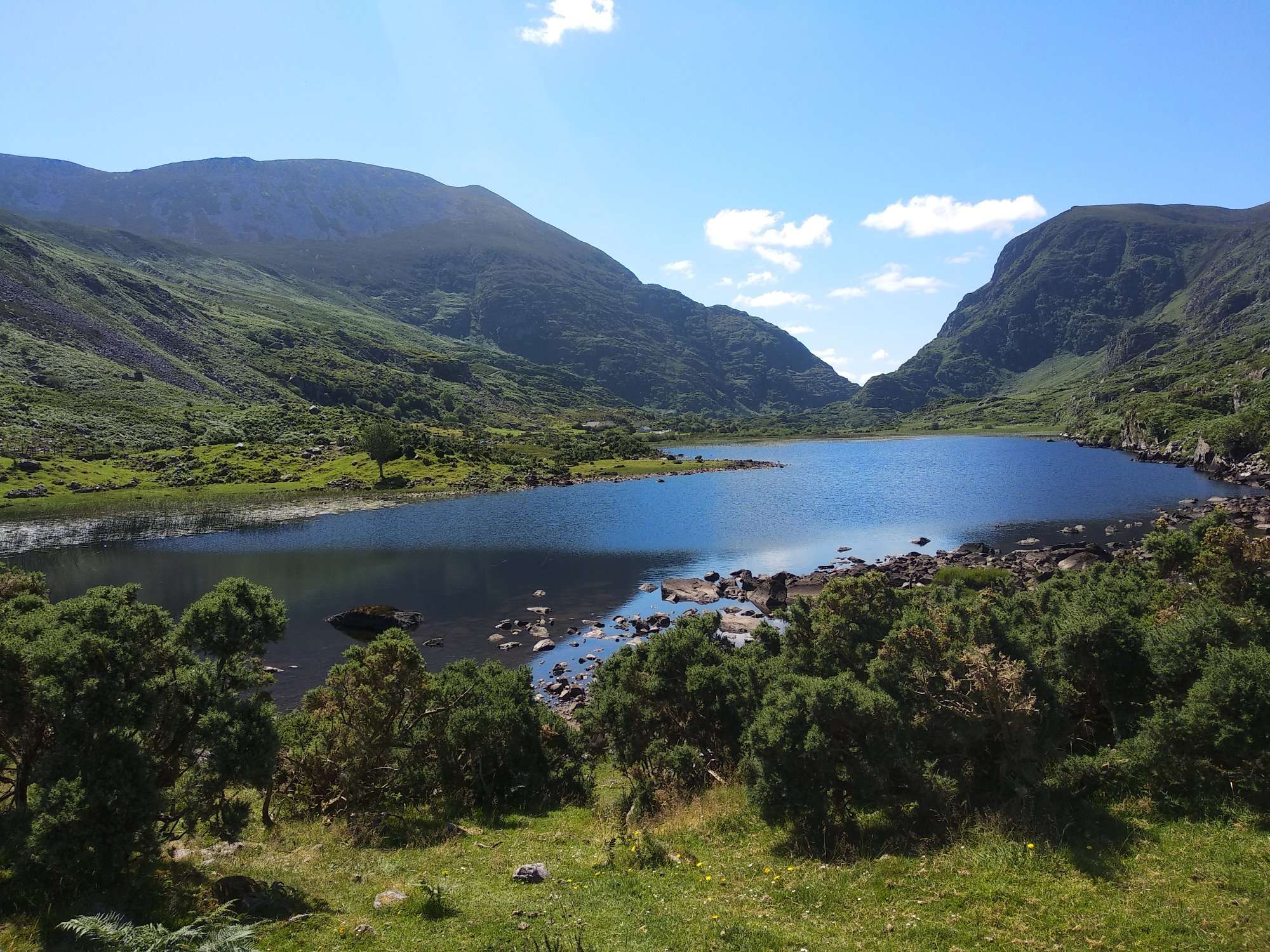 Black Valley plus beaux lieux d'Irlande