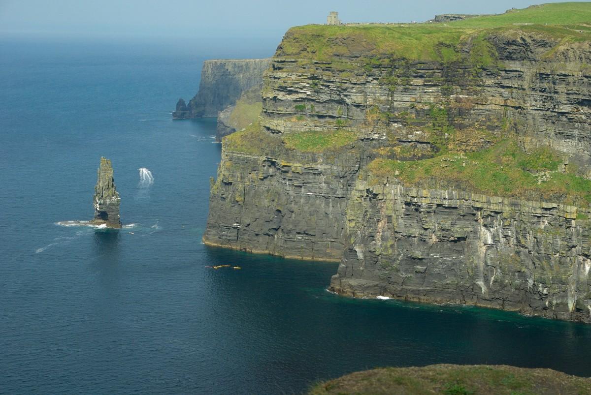 Cliff of Moher plus beaux lieux d'Irlande