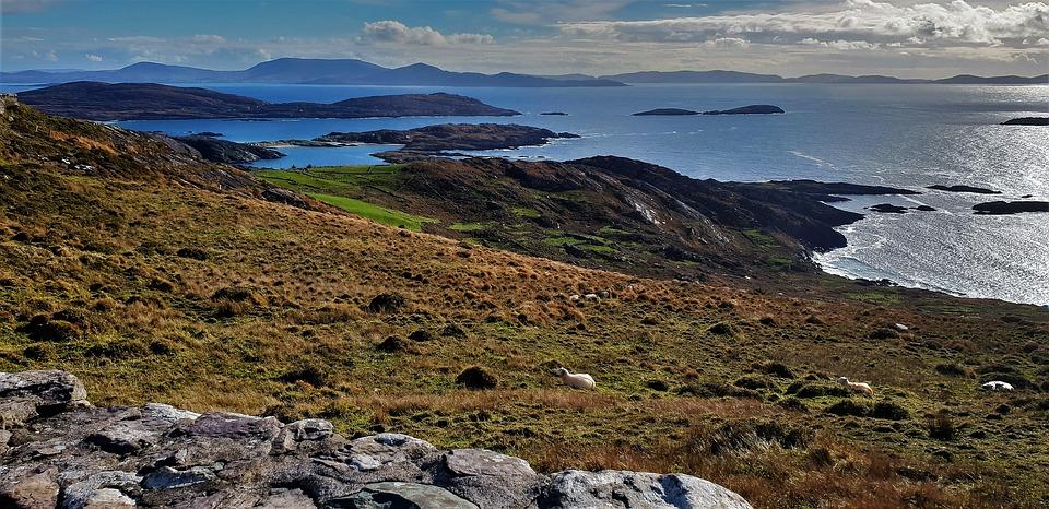 Ring of Kerry plus beaux lieux d'Irlande
