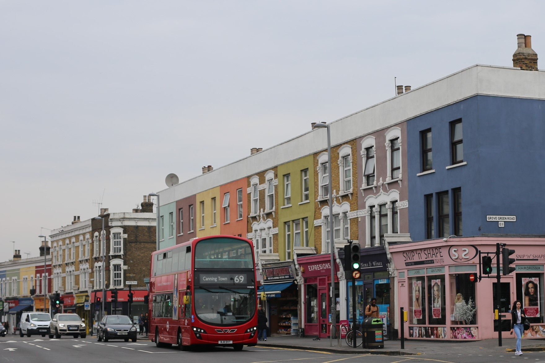 Canning Town, mejores barrios de Londres donde vivir